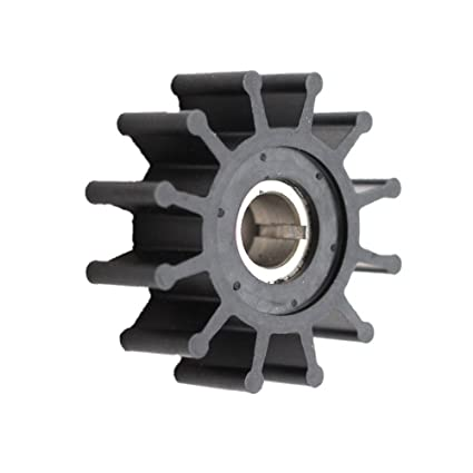 Water Pump Impeller For Sherwood 10077K Onan 132-0375 Westerbeke 11764 33100