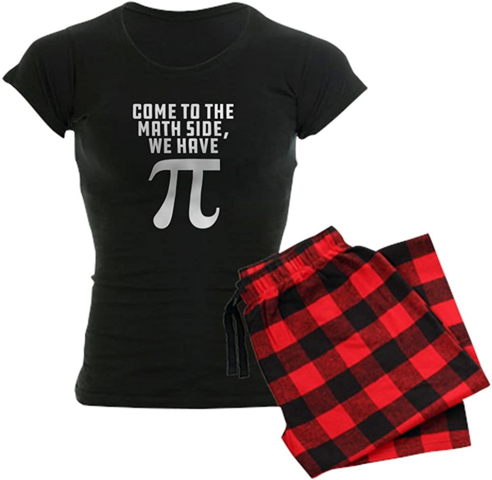 CafePress Come to The Math Side We HAV Womens PJs