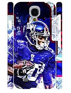Classic Guy Pattern Durable TPU Phone Protective Case for Samsung Galaxy S4 I9500