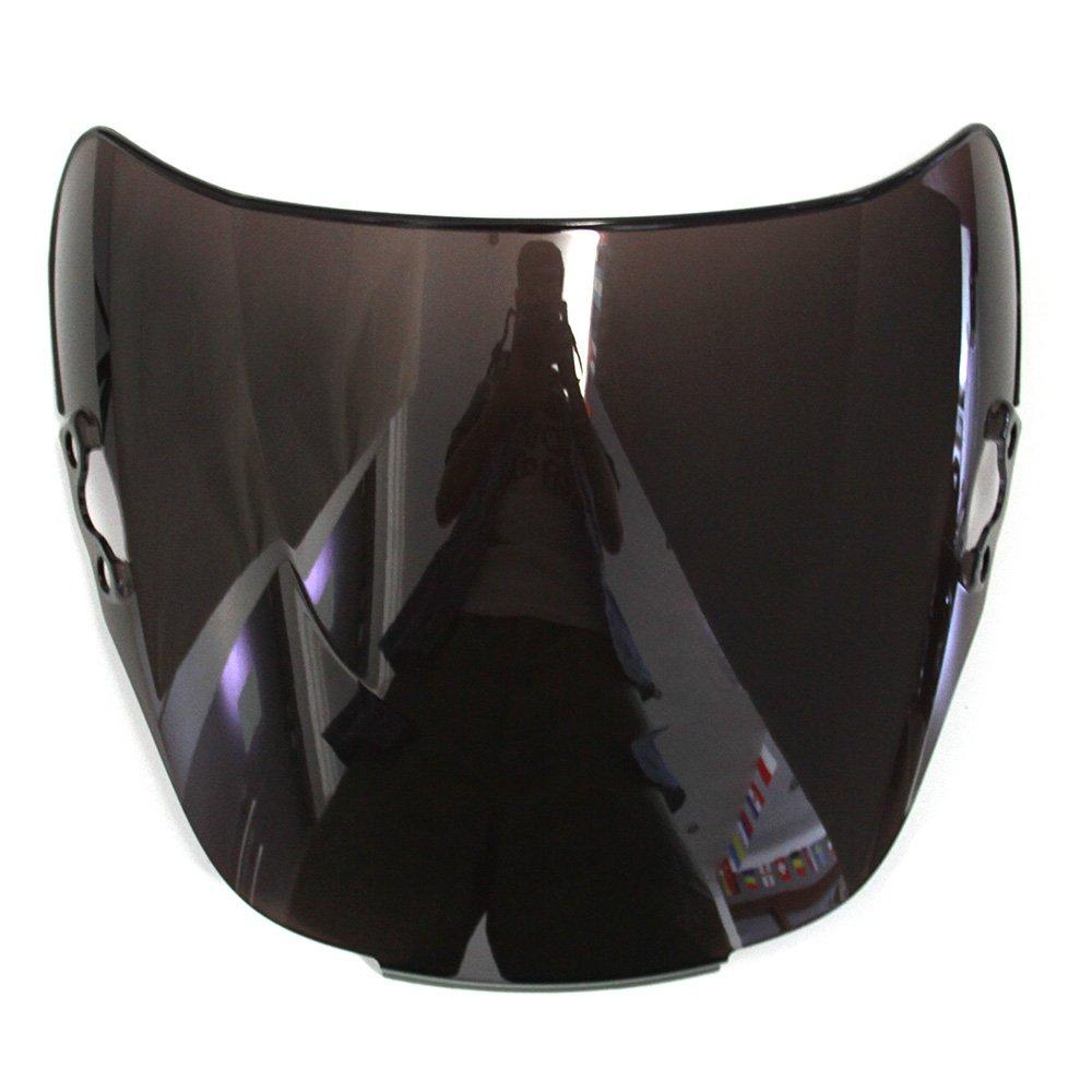 MFS MOTOR Windscreen For Honda CBR600 F2 CBR 600 F2 91-94 1991 1992 1993 1994 ABS Windshield Wind Deflector Splitter -Black