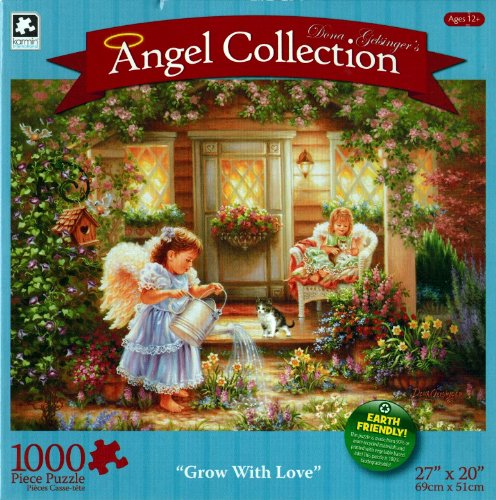 Dona Gelsinger's Angel Collection Jigzaw Puzzle -