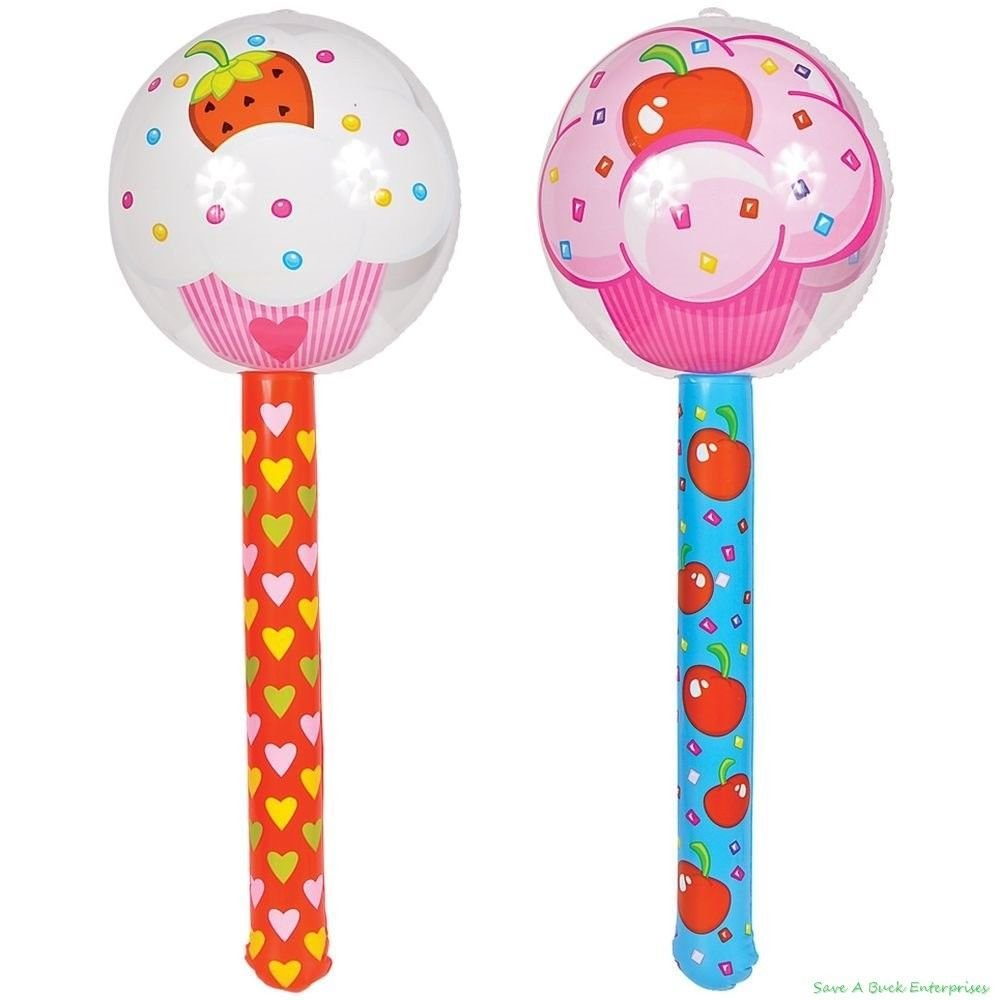 Top Quality_Inflatable kids Birthday CANDY prop-2 Pcs