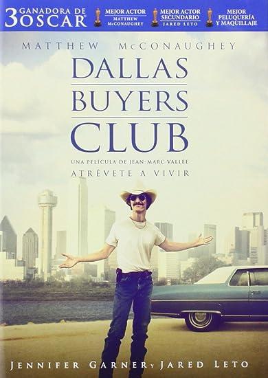 Dallas Buyers Club [DVD]: Amazon.es: Matthew Mcconaughey ...