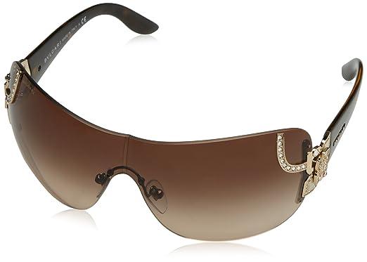Amazon.com: anteojos de sol Bvlgari BV6079B de la mujer ...