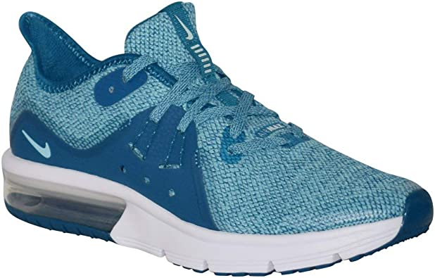 Nike Boy's Air Max Sequent 3 Running