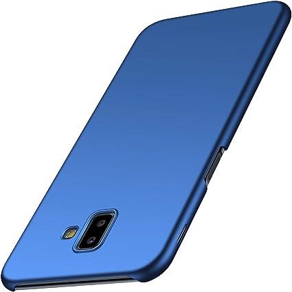 OFU Samsung Galaxy J6 Plus Funda, Frosted Ultra Thin Matte Hard ...
