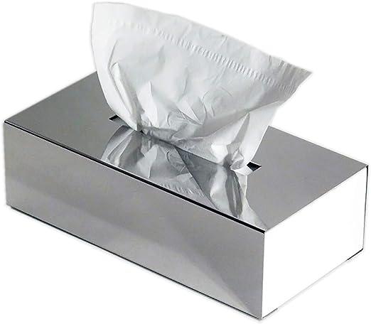 Pañuelos Caja, caja de pañuelos, toalla de papel caja de acero ...