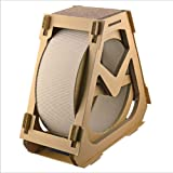 OJBK Corrugated Paper cat Scratch Board cat Exercise Wheel Wheel cat Tree House Running cat Running with Rotating Toy…