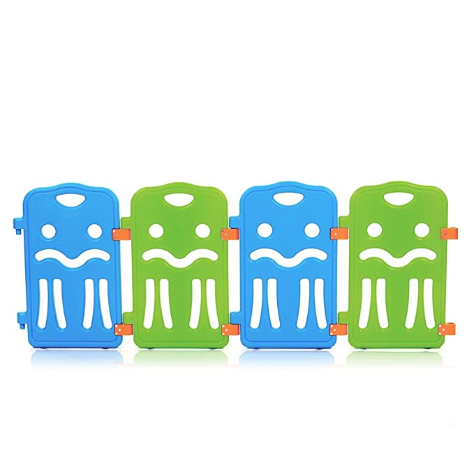 80 opinioni per Baby Vivo Parques per bambini con colori plastica di porte Confezione Accessori