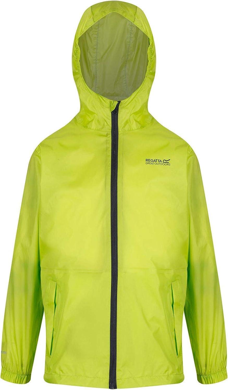 Midnight Regatta Unisex Pack It Regatta Pack It Jacket Size 3-4