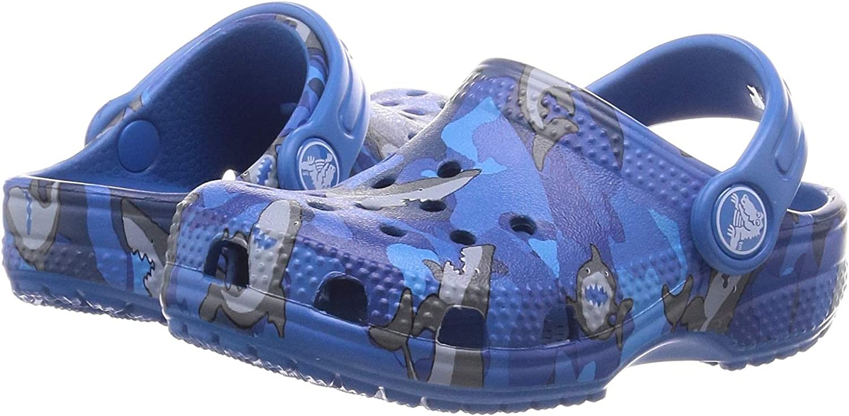 Crocs Kids' Classic Graphic Clog | Slip