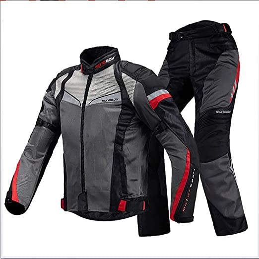 HXA Chaqueta Moto Motor GS GS Dry Original, Traje de Moto de ...