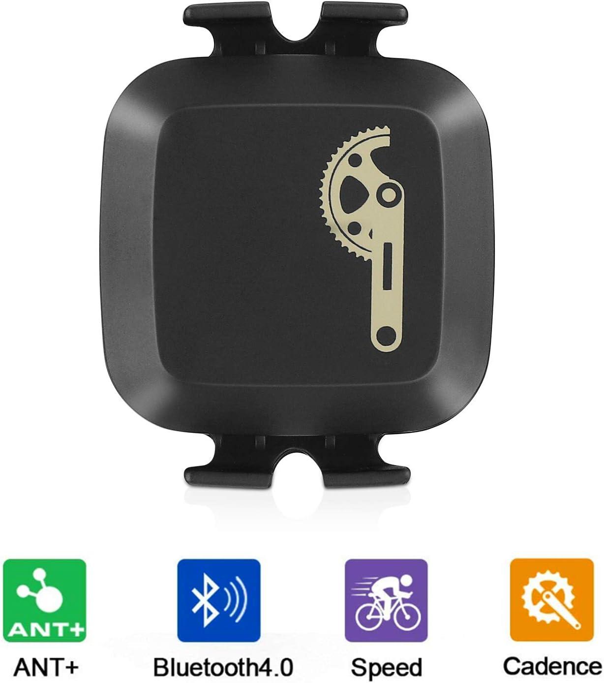 Sensor De Cadencia Y Velocidad Bluetooth/ant+ Zwift Y Otras