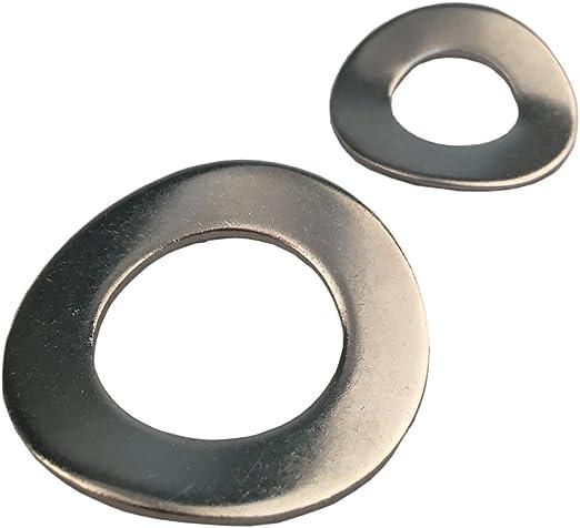 Scheiben mit Rundloch DIN 440 Edelstahl A2 Form R