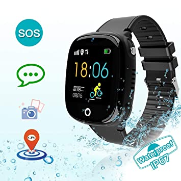Amazon.com: ZYLFN Childrens Watches Phone, Kids Sports ...