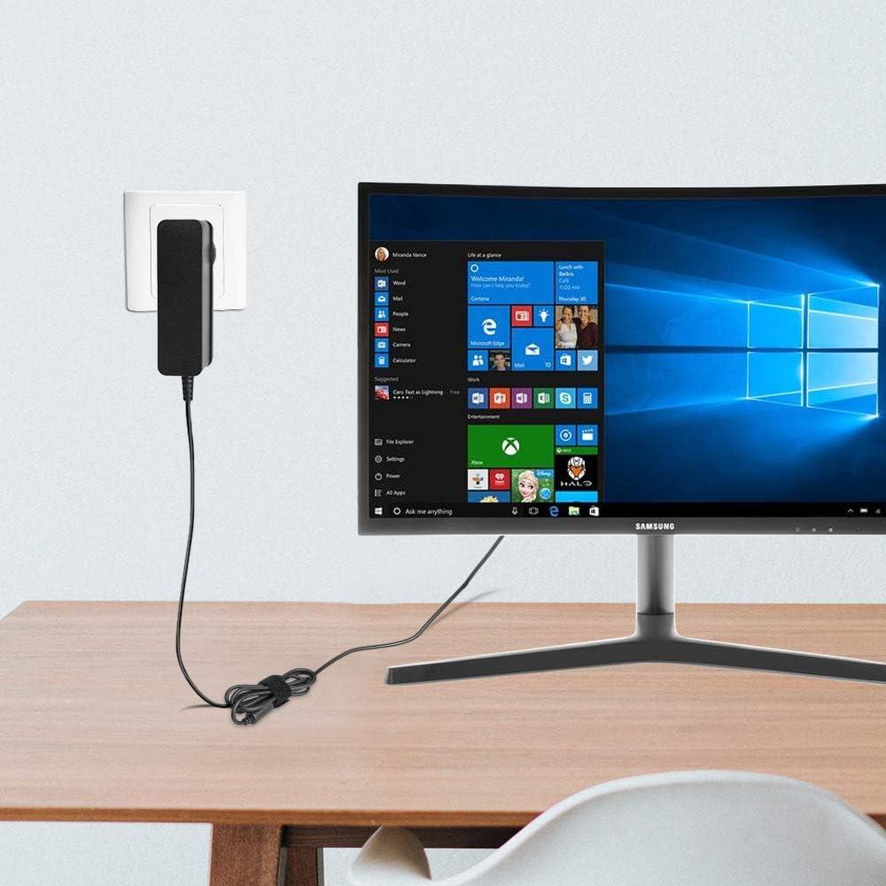 KFD - Cargador de 19 V 2.53A para Samsung A4819-FDY BN44-00837A A6619 FSM; 22