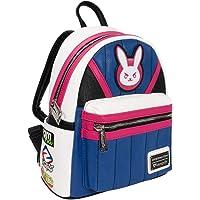 Loungefly Overwatch D.Va Blue Mini Backpack