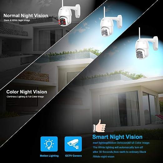 AINSS Camara IP 3G 4G sim Card WiFi 1080p,C/ámara PTZ Vigilancia IP166 Exterior WiFi Motorizada 5 X Zoom Visi/ón Nocturna 30M Detecci/ón de Movimiento Monitorizaci/ón Remota v/ía PC//Smartphone//Tableta