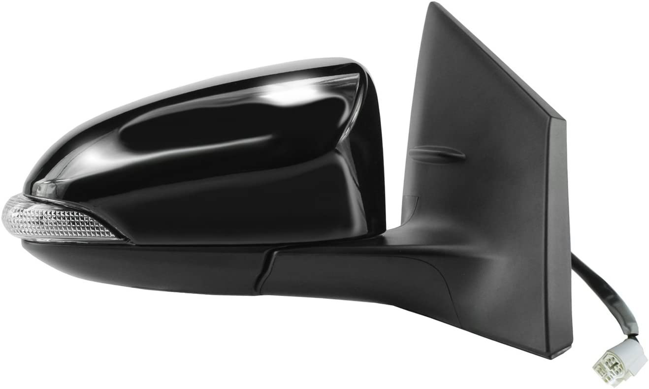 14-16 Toyota Corolla Passenger Side Mirror Replacement