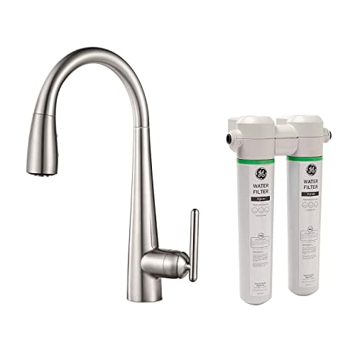 Pfister GT529-FLS Lita Xtract All-In-One Pull Down Kitchen Faucet