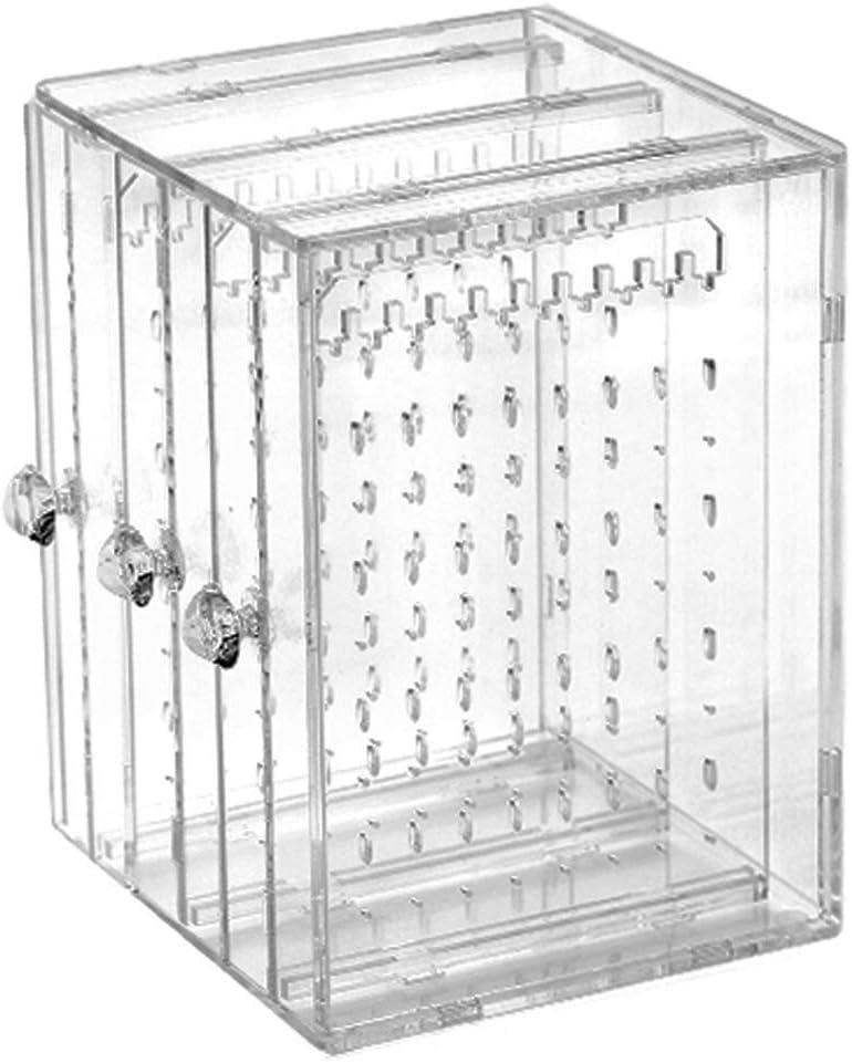Orgrimmar Acrylic Jewelry Storage Box Earring Display