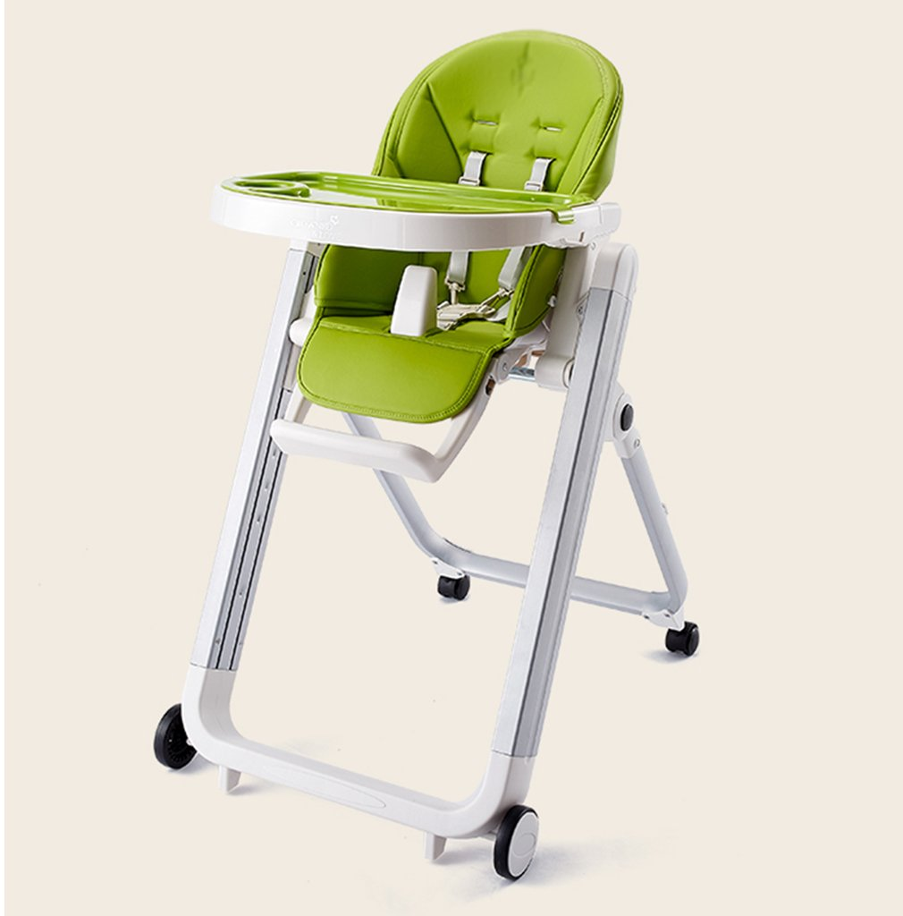 公式の  ZGL 子ども椅子 ベビーチェアベビー多目的子供ダイニングダイニングポータブル調節可能な椅子 ZGL 緑 ( 色 : 緑 ( ) 緑 B07C5J721V, ギフト工房エクセル:a18f9c36 --- casemyway.com
