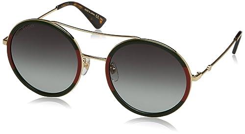 df676cf2de6 Gucci Redondas anteojos De Sol  Amazon.com.mx  Ropa