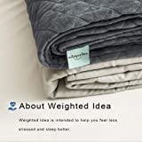 Weighted Idea Weighted Blanket Set | 12 lbs