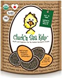 Treats for Chickens  Certified Organic  Cluck'n Sea Kelp, 6-Pound, Vitamin Supplement