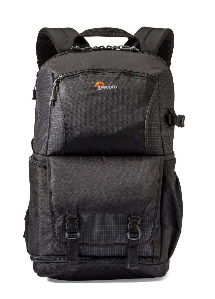 Lowepro Fastpack BP 250 AW II - A Travel-Ready Backpack for DSLR and 15' Laptop and Tablet