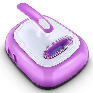 OR&DK Aspiradora Ultravioleta Elimina ácaros, Chinches de Cama y los alérgenos de colchones, Almohadas
