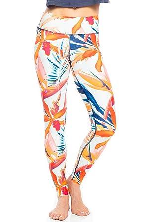 7bb8ec2ebe2742 Jiva Flex Legging-Multi-XS Womens Active Workout Yoga Leggings Multi