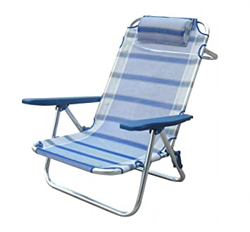Cosma Art Avec Spiaggina Aluminium Réglables Chaise En Bras Longue H2E9beDIWY