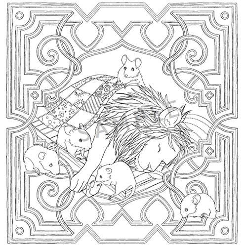 Color The Classics The Wizard Of Oz A Coloring Book Trip