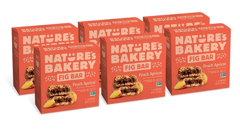 Barra de higo y trigo entero de Nature's Bakery ...