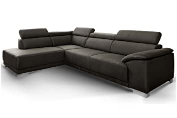Designer Polster Ecksofa Amalfi Candy Sofa 3c Polstersofa