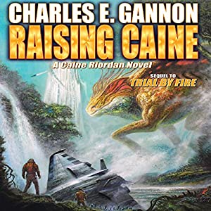 Raising Caine Audiobook