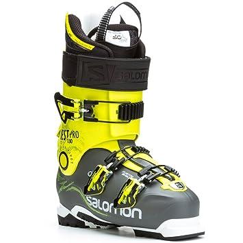 Pour 2015Anthracite Bottes Ski Pro 130 De Homme Salomon Quest n0yNwvO8m
