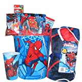 Spiderman Grooming Gift Baskets for Boys