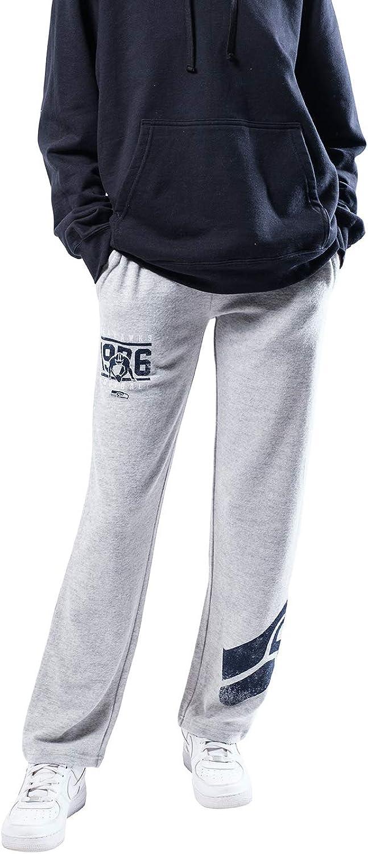 Ultra Game Women's Basic Brushed Hacci Sweatpants
