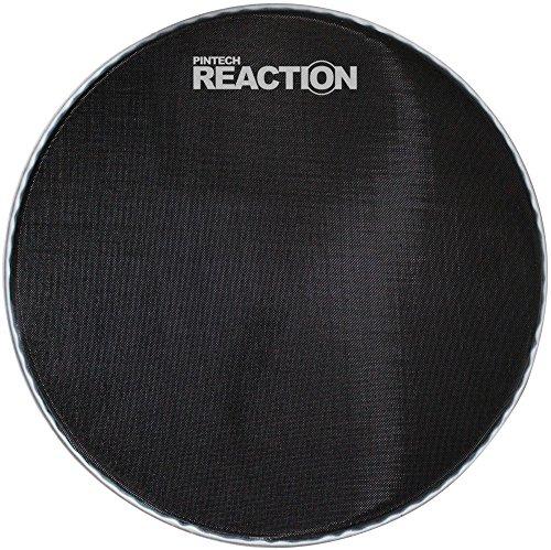 Pintech Percussion RH-08B Black Reaction Series Mesh Head 8