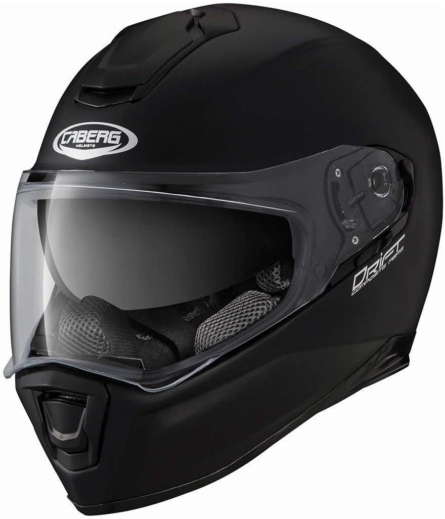 CABERG Drift Helmet Size XS Matte Black