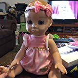 Birthday Gift *Win* for Parents!  Our 4 year old LOVES this doll...