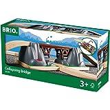 5ZZ80 Collapsing Bridge, 3 Pieces Train Set