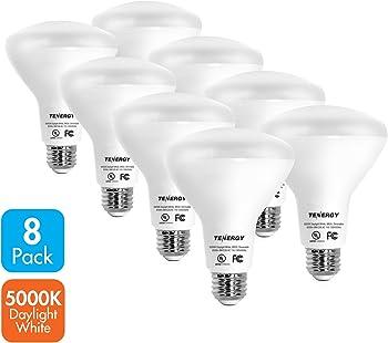 8Pk. Tenergy Dimmable LED Flood Light