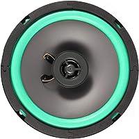 Enceinte audio coaxiale de voiture de 16,5 cm 85 dB haute qualité sonore universelle 80 W pour lecteur de musique de voiture 70 Hz-18 kHz