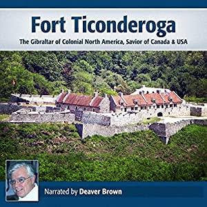 Fort Ticonderoga Audiobook