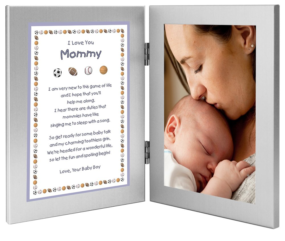 Amazon.com : Gift for New Mom from Son - Mommy Gift From Baby Boy ...