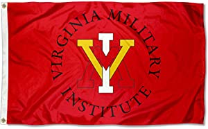 VMI Virginia Military Keydets University Large College Flag