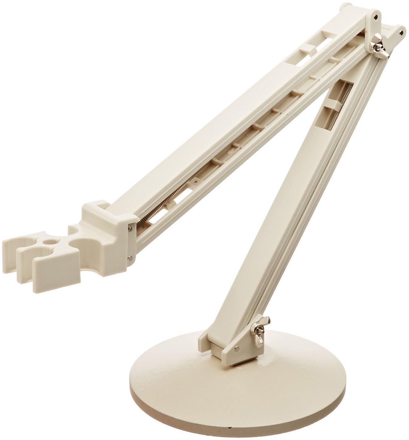 Oakton Instruments WD-35617-50 Electrode Stand, 6'' Diameter Base